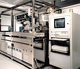 自動粘度測定装置設置例