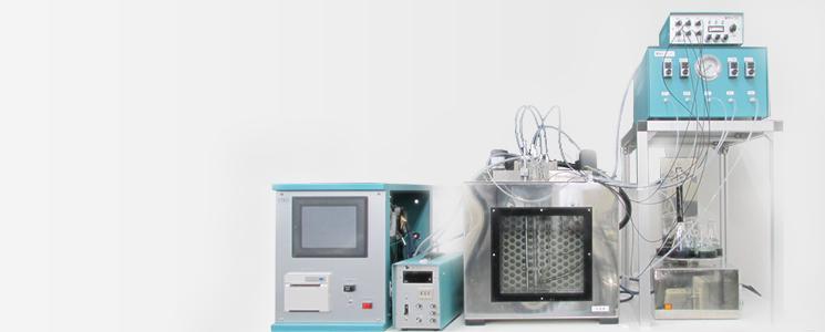 毛細管式自動粘度計のイメージ画像