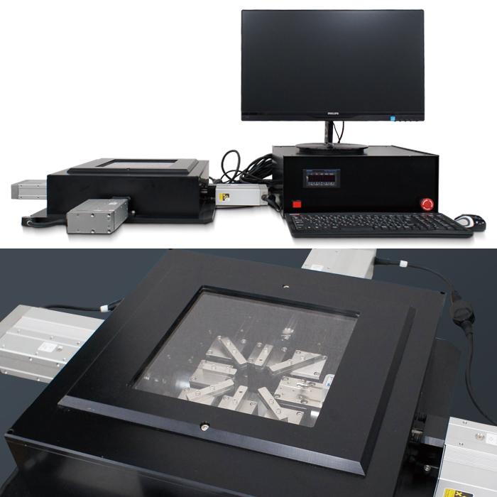 2軸型引張試験機(フィルム用)製品画像