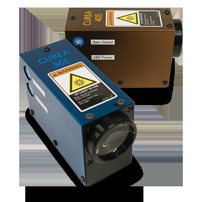 CUREA UV硬化センサー製品画像
